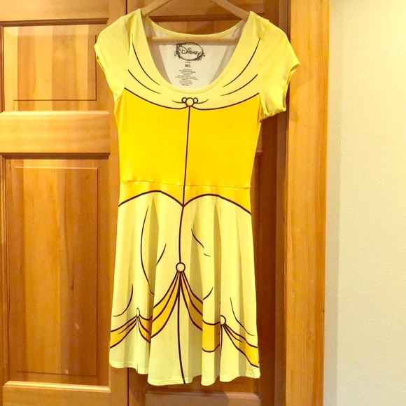 Disney Dresses & Skirts - Disney's BELLE tee shirt dress!